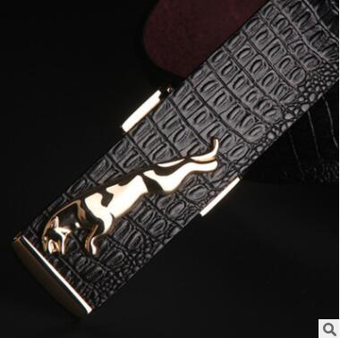 Belts 2019 Hot Fashion Leather Men Belt Designer Luxury Famous High Quality Smooth Gold Silver Buckle Men Belts For Men Cinto Masculino