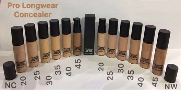 Moisturizing concealer cosmetics pro longwear face cache-creams brighten full coverage cream 12 colors availabel DHL Free