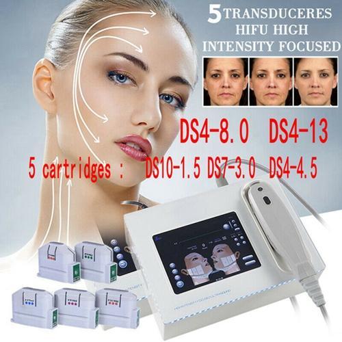 5 Patronen für Gesicht und Körper