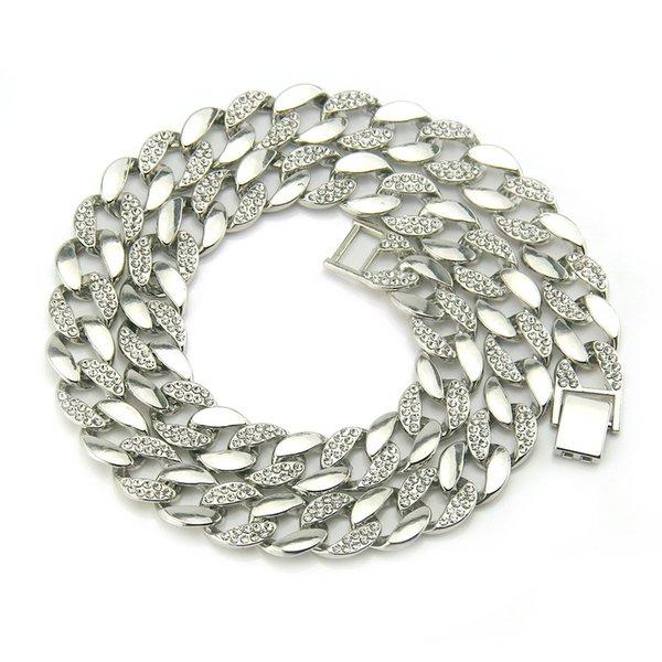 gümüş -18inch