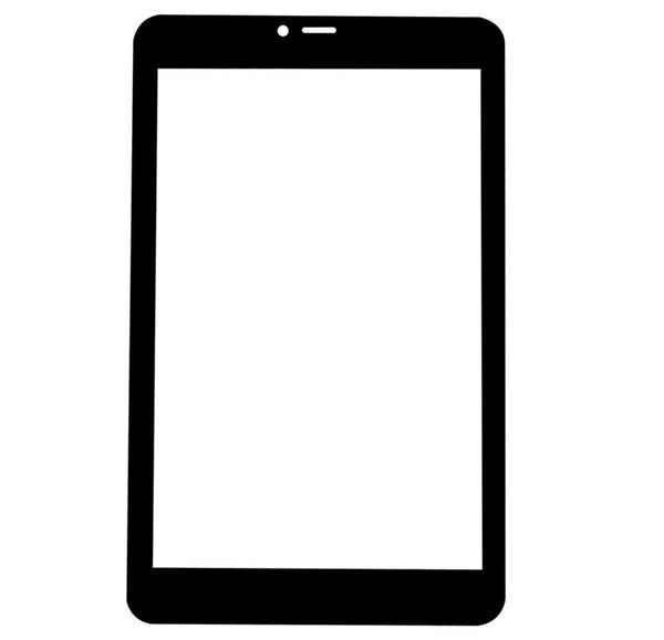 Touch screen da 2.5 pollici 2.5D per PRESTIGIO GRACE 7788 4G Tablet PC pannello touch screen digitizer schermo MID