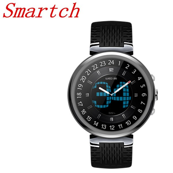 Smartch 2018 I6 Smart Watch Android 5.1OS MTK6580 Quad Core 1.3GHz 2GB 16GB SmartWatch Soporte Google Play Store Mapa 3G GPS Wifi