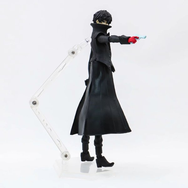 Persona 5 Christmas Gifts.2019 New 15cm Persona 5 P5 Joker Ren Amamiya Morgana Action Figure Toys Doll Christmas Gift With Box From Sunnysleepvip1 63 31 Dhgate Com