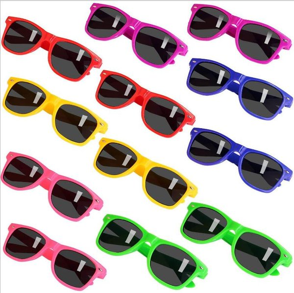 Fashion Kids Sunglasses rivet children sunglasses children anti-uv sun glasses fashion kids summer eyewear multicolors 261