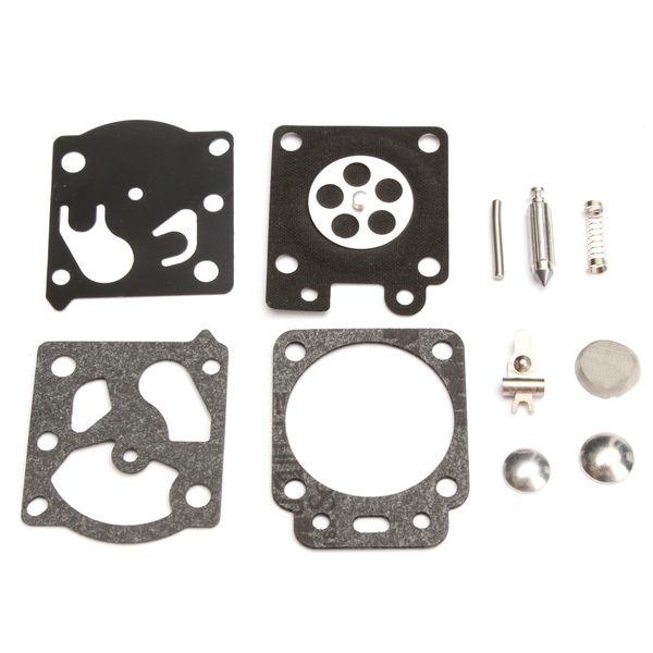 Kit de herramientas de reconstrucción de reparación de carburador para Poulan Pro Craftsman Walbro WT-875-A Nuevo