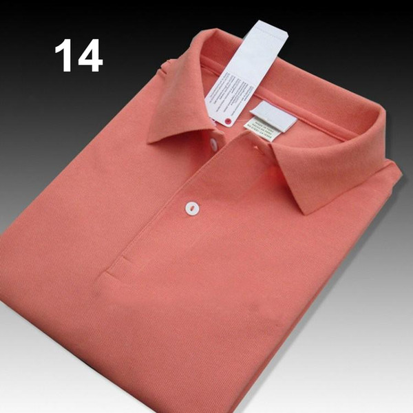 A4 Toptan 21 Renkler Erkekler Moda Profesyonel Tasarımcı Polo Shirt Nakış Polos T Shirt Trend Gömlek Shirt Man High Street Tops