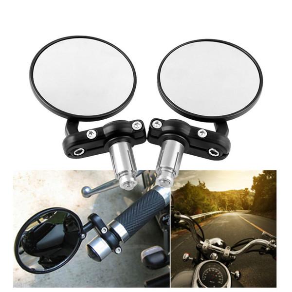 CARPRIE Motocicleta CNC Alumínio Rodar Rodada 7 / 8in Lidar Com Barra End End Espelhos Retrovisores Da Motocicleta reparação Substituir acessórios