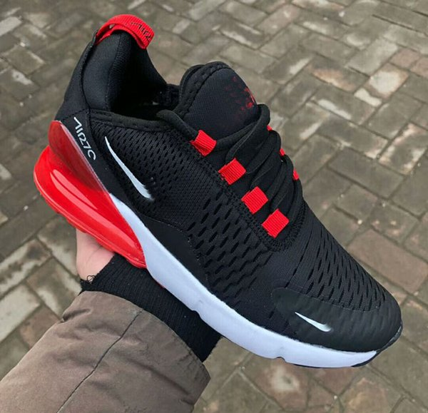 Siyah / kırmızı (boyut 40-45)