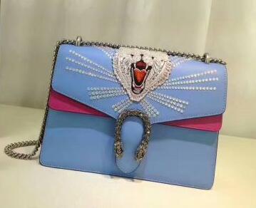 Hand-embroidered drill handbag 400235 Top Handles Boston Totes Shoulder Crossbody Bags Belt Bags Backpacks Mini Bag Luggage Lifestyle Bags