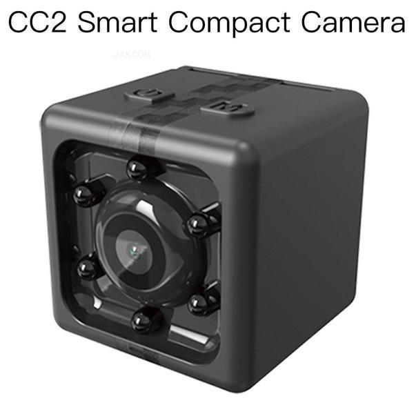 Продажа JAKCOM СС2 Compact Camera Hot в спорте действия видеокамеры в качестве усилителя гусеничной мини колеса