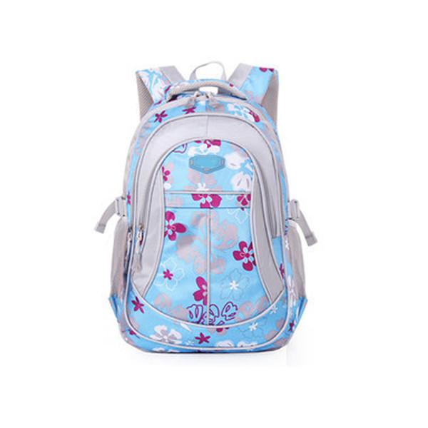Hot Sale 5 Colors School Bags for Girls Brand New Women Backpack Cheap Shoulder Bag Wholesale Kids Backpacks