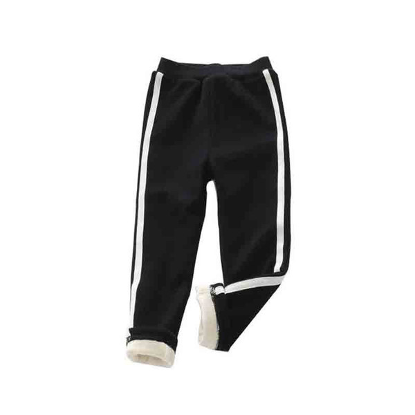 good quality Winter Boys Girls Pants Cotton Padded Thick Warm Trousers Girls Casual Leggings Boys Sports Pants Fit for 2-7 Year Old