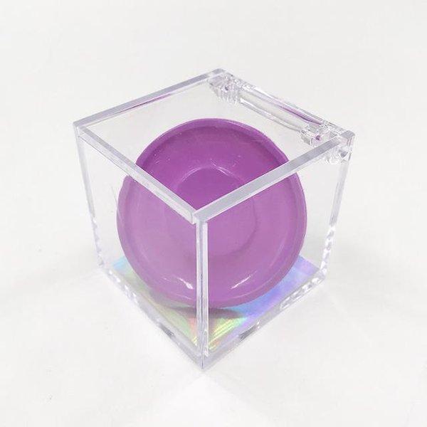 vaciar de púrpura