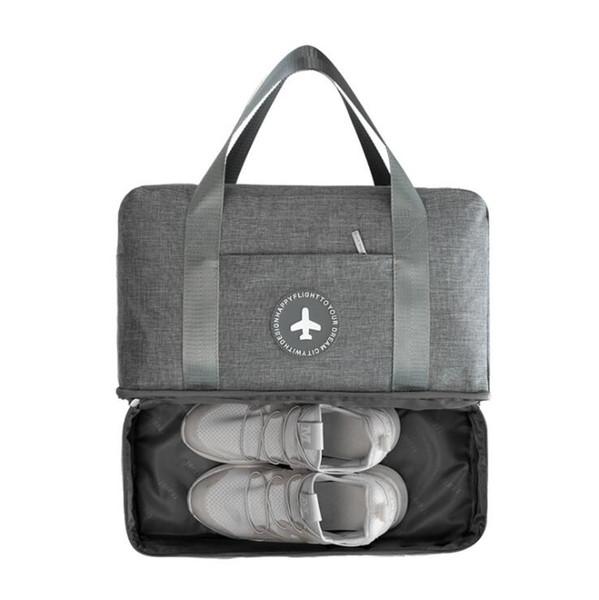Borsa da viaggio unisex di grande capacità Borsa da viaggio di moda per un uomo Borse da viaggio di fine settimana Borsa da viaggio di grande capacità Carry on Luggage Bags Overnight