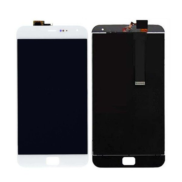 LCD Display For meilan MX4 Pro with Touch Screen Digitizer Black White Free Shipping