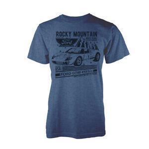 T-shirt oficial do T do Roadster do carro do músculo de Ford GT40 4181cc