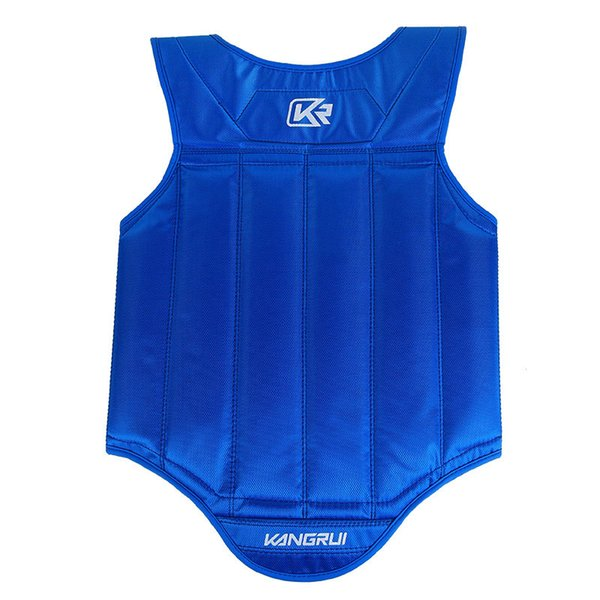 New Fighting Chest Guard Chest Protector Breast Pad Armor Karate Sanda Free Combat Boxing Gear Training GYM Sport Waist Guards