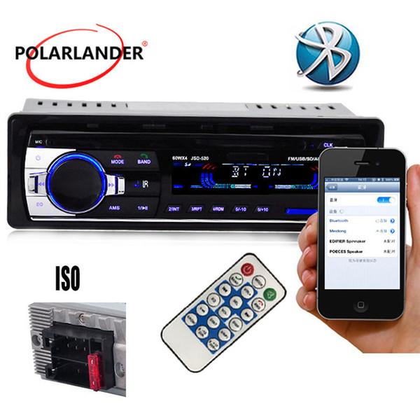 Autoradio-Stereo-Player Bluetooth-Telefon Aux-in Mp3 1 Din Autoelektrisch 12v Autoradio Autoradio Radio Kassettenrecorder Auto Tapes