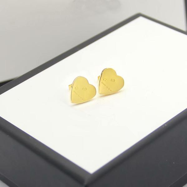 옐로우 골드 / 귀걸이