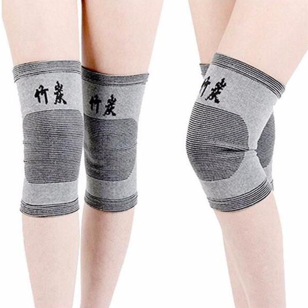1 pezzo pallacanestro protezione del ginocchio elastico ginocchiere traspirante rilievo prevenire prevenire l'artrite guardia autunno e sport invernali # 70971