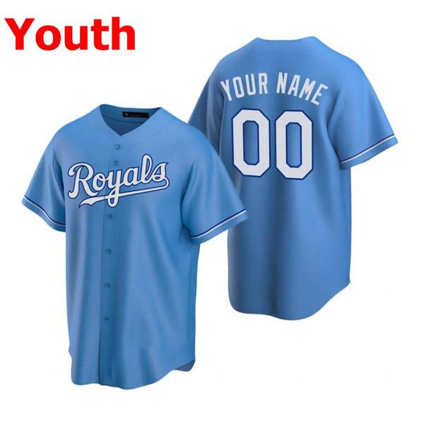 Youth 2020 Светло-Голубой Coolbase