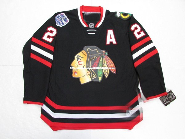 the best attitude 42ef6 fee8c 2018 Cheap Custom DUNCAN KEITH CHICAGO BLACKHAWKS 2014 STADIUM SERIES  JERSEY Stitch Add Any Number Any Name Mens Hockey Jersey GOALIE CUT 5XL  From ...