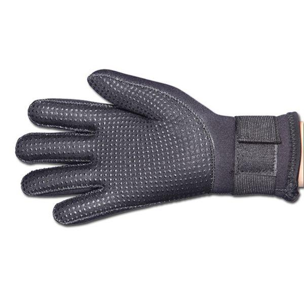 adjustable men women swimming warm glove 5mm diving spearfishing underwater fishing gloves thumbnail