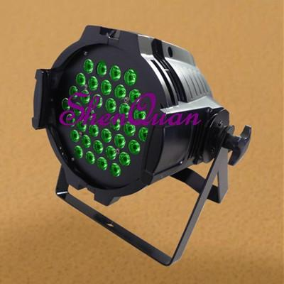 Factory outlet par64 led lighting lamp,led dmx stage lighting,led par can,projector laser stage disco
