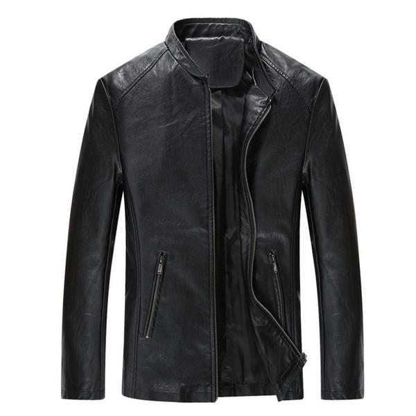 klar und unverwechselbar Wie findet man kostengünstig 2019 Leather Clothing ZILLi Outerwear Male Thick Leather ...