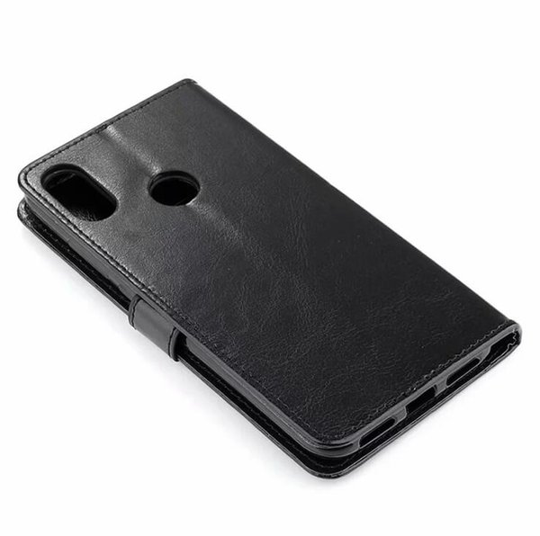 For Redmi Note 7 Case Cover Luxury Original 2019 Hard Flip Protective Phone Wallet Purse Leather Case For Xiaomi Redmi Note 7