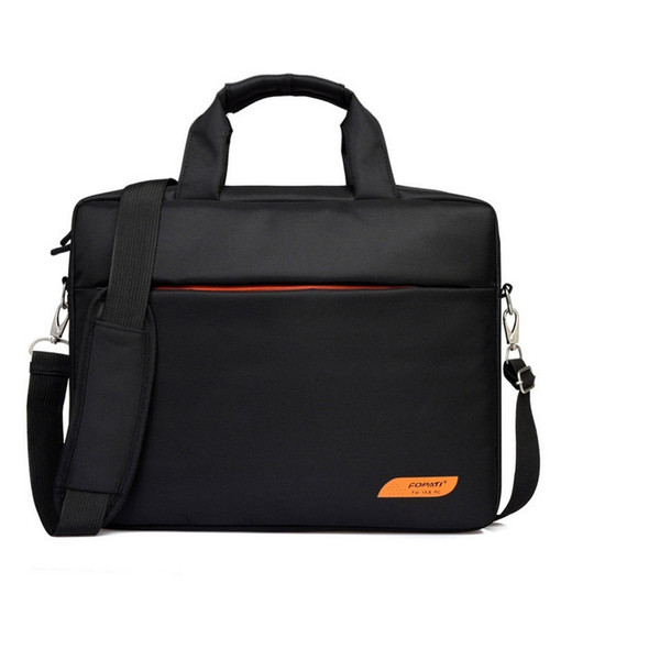 Waterproof women men business briefcase funda portatil 15.6 15 sleeve laptop messenger bags handbag baobao travel lugguage #332034