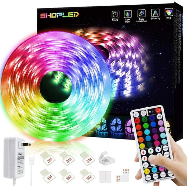 5M impermeabile LED kit striscia + 44keys RF