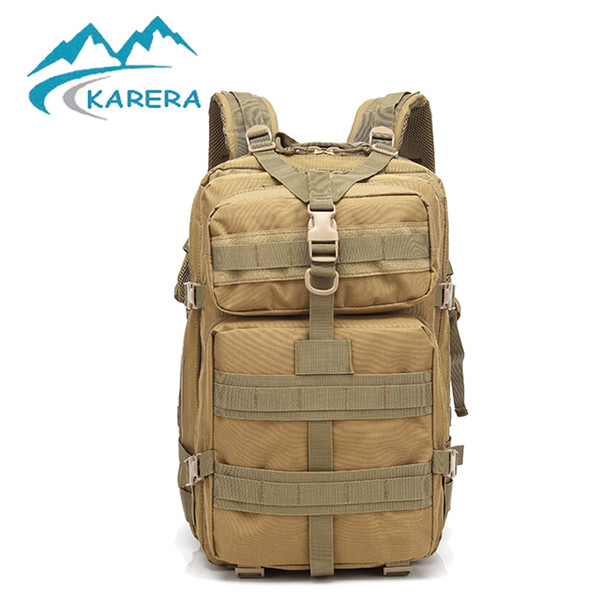 Hiking Camping Bag Army Military Tactical Trekking Rucksack Outdoor Sports Camouflage Bag Military Tactical Backpack package tax Free freigh
