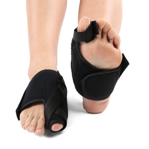 Ankle Brace Support Adjustable Toe Bunion Splint Straightener Corrector Foot Pain Relief Hallux Valgus