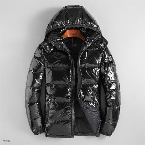 Yeni Varış Erkek Tasarımcı Ceket Sonbahar Kış Hoodie Ceket Rüzgarlık Marka Ceket Fermuar Duwn Açık Spor Ceketler Artı Boyutu M-3XL