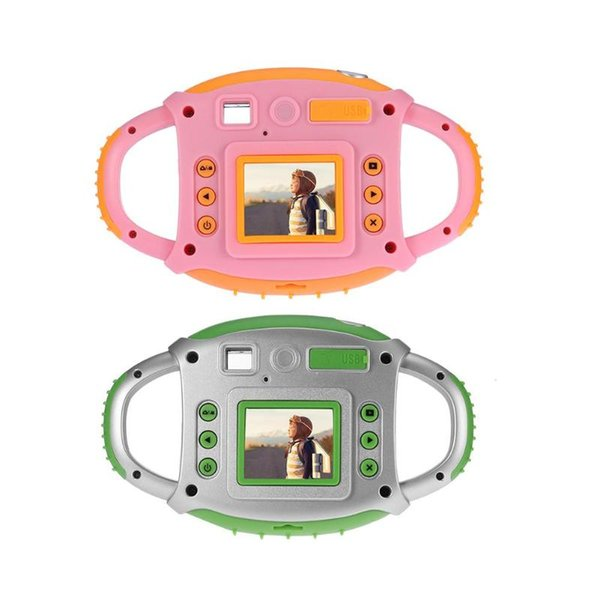 ALLOET CD-FW Mini 1.77 inch LCD 1080P 5MP Children Digital Camera Funny Automatic Video Recorder Camcorder for Kids Gifts