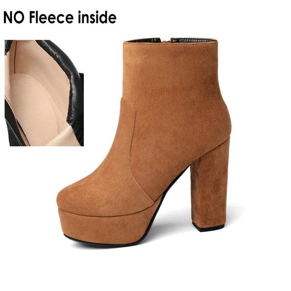 brown-no fleece