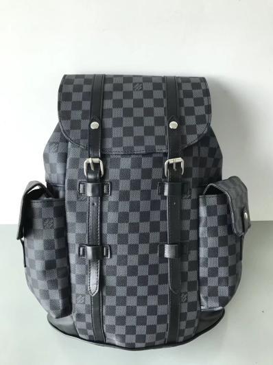 New brand designer zaino zaino borsa di alta qualità dei sacchetti di scuola cucitura zaino a due colori il sacchetto esterno di trasporto di A-P1