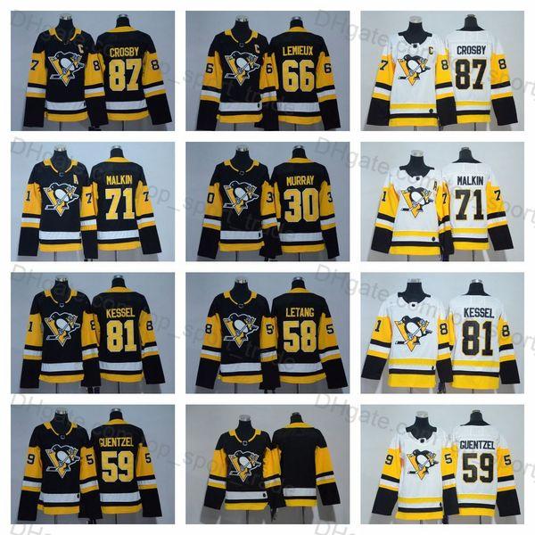2019 Youth Women Pittsburgh Penguins Kids Sidney Crosby Jake Guentzel Phil  Kessel Evgeni Malkin Kris Letang 5eba5e367