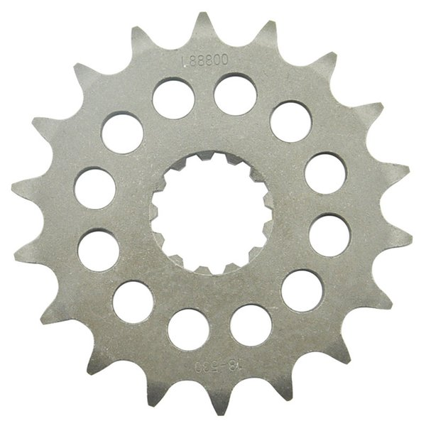 motorcycle front sprocket 530 17t 18t 19t for 750 900 thunderbird 750 900 trident legend 1050 speed 955 tiger