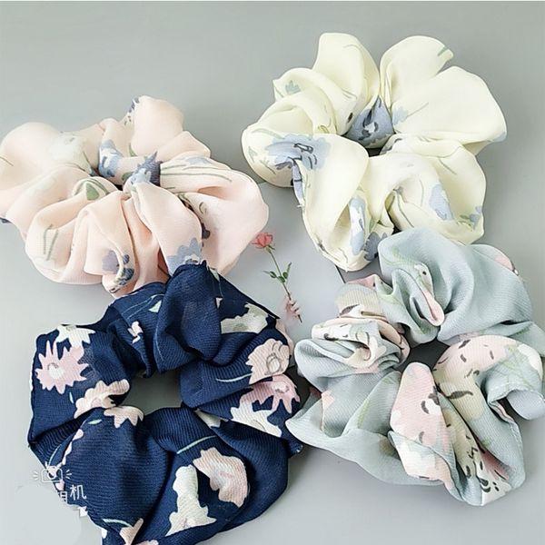 Korea Printes hair band women girls hairband flower headband cloth hair accessories for 12 differente styles