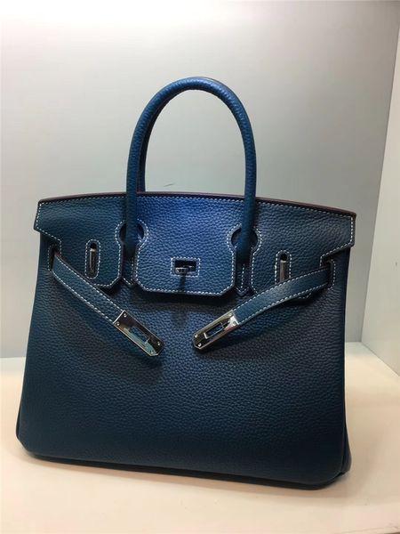 Bleu Saphir 30cm