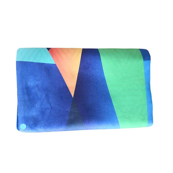 Benefits of Wholesale Pool Towel, Marine Blue and white beach towel, travel towel
