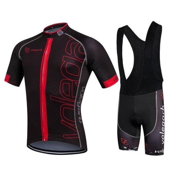 Ciclismo Roupa de bicicleta desgaste respirável Bicicleta Vestuário de Ciclismo Define manga curta Jerseys Define para o verão
