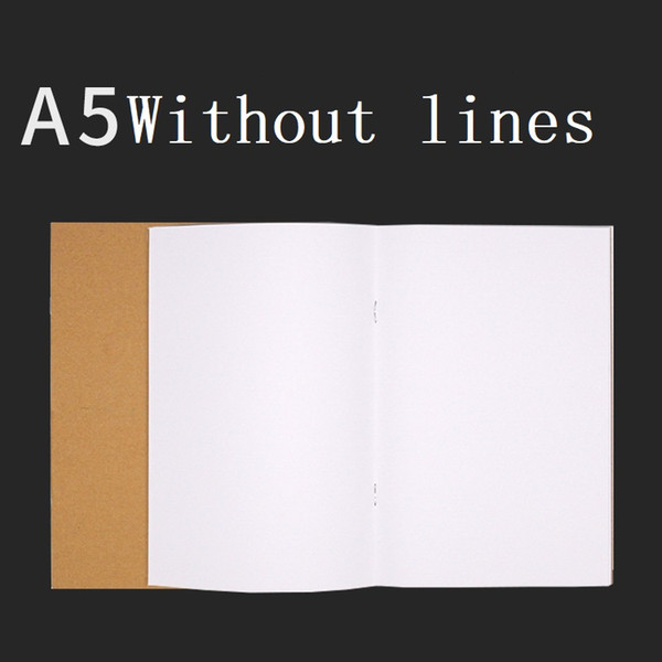 A5 without lines