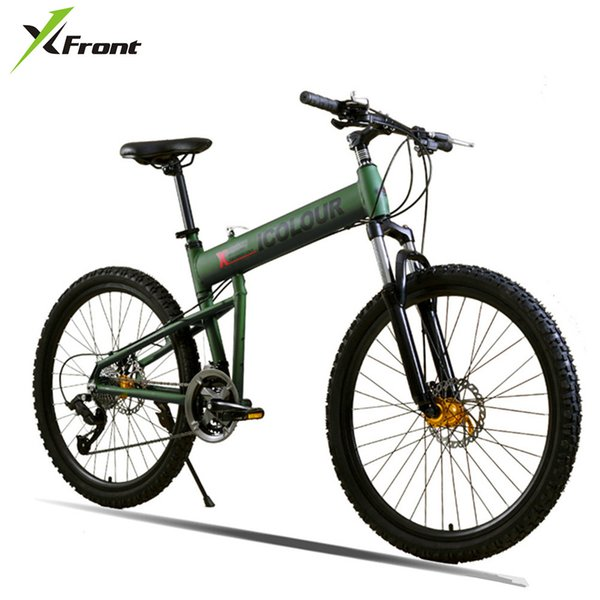 Mountain Bike Aluminum Alloy Frame 26 inch Wheel 27 Speed Damping MTB Outdoor Sports Road Downhill Bicycle
