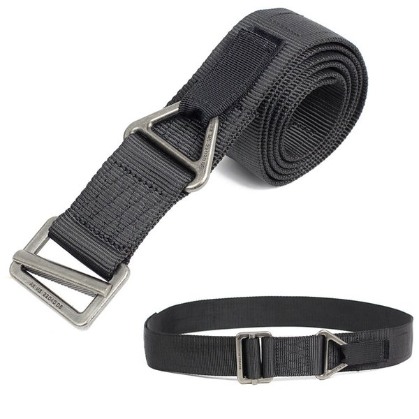 Mens CQB Combat Rescue Rigger sturdy Duty Belt BLACKHAWK Outdoors Easy To Carry Waistband Nylon Tactical Belt