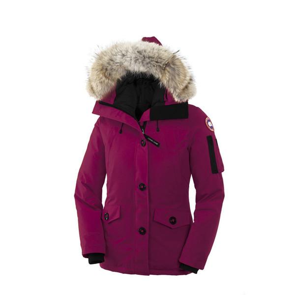 Fashion Deisgner Women's White GOOSE Down Warm Ladies Outdoor Sports Down Jacket Woman's High Quality Winter Cold Outdoor Ski Park Coat