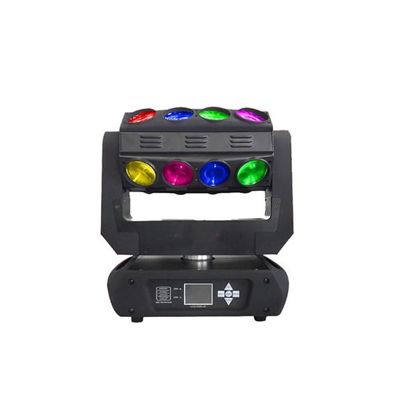 Динамической фокусировки светодиодный головной свет этапа movig 16шт 25 Вт 4на1 RGBW цвета изменение светодиодные ночь свет лампы