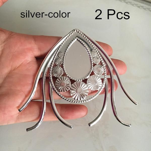 Серебро 2 шт